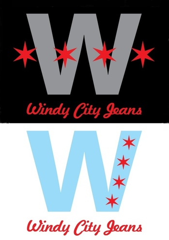 Windy City Jeans| CHICAGO FLAG PATCHES